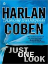Just One Look (MP3 Book) - Carrington MacDuffie, Harlan Coben