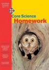 Core Science Homework - Bryan Milner, Jean Martin