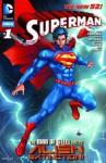 Superman (2011- ) Annual #1 - Scott Lobdell, Fabian Nicieza, Pascal Alixe, Tom Raney, Marco Rudy, Mico Suayan, Elizabeth Torque