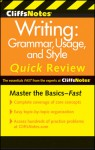 CliffsNotes Writing: Grammar, Usage, and Style Quick Review, 3rd Edition - Jean Eggenschwiler, Emily Dotson Biggs, Claudia L. W. Reinhardt