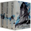 Mistborn Trilogy: The Hero Of Ages, The Well Of Ascension And The Final Empire - Brandon Sanderson