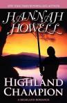 Highland Champion - Hannah Howell