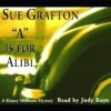 A is for Alibi - Mary Peiffer, Sue Grafton