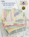 Crocheted Blankets for Baby (Leisure Arts #3527) - Lion Brand Yarn, Leisure Arts