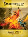 Pathfinder Companion: Legacy of Fire Player's Guide - F. Wesley Schneider, Brian Cortijo, Stephen S. Greer, James Jacobs, Jonathan H. Keith, James L. Sutter, Amber E. Scott