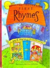 First Rhymes: A Day of Rhymes With a Different Twist - Lucy Coats