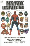 Essential Official Handbook of the Marvel Universe - Master Edition, Vol. 3 - Len Kaminski, Mark Gruenwald, Jamie Tost, Glenn Herdling, Keith Pollard