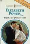 Terms of Possession (Romance) - Elizabeth Power