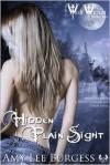 Hidden In Plain Sight - Amy Lee Burgess