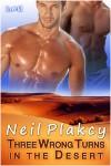 Three Wrong Turns in the Desert - Neil Plakcy