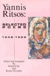 Selected Poems, 1938-1988 - Yiannis Ritsos, Kostas Myrsiades, Kimon Friar