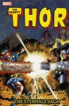 Thor: The Eternals Saga - Volume 1 - Walter Simonson, John Buscema, Keith Pollard, Arvell Jones