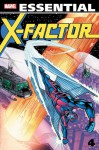 Essential X-Factor, Vol. 4 - Louise Simonson, Marc Silvestri, Colleen Doran, Steven Carr, Jim Fern, Peter David, John Byrne, Ralph Macchio