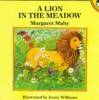 A Lion In The Meadow (Picture Puffin) - Margaret Mahy