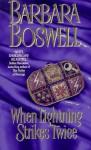 When Lightning Strikes Twice - Barbara Boswell