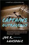Captains Outrageous: A Hap and Leonard Novel (6) (Vintage) - Joe R. Lansdale