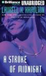 A Stroke of Midnight (Meredith Gentry, #4) - Laurell K. Hamilton