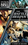 The Battle Begins: The Story of Creation - Caleb Seeling, Sergio Cariello