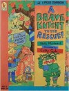 A Brave Knight to the Rescue (A Puzzle Storybook) - Stella Maidment, Cathy Gale