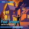 Paul Temple and the Curzon Case - Francis Durbridge, Anthony Head