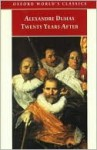 Twenty Years After - David Coward, Alexandre Dumas