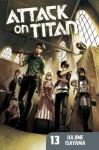 Attack on Titan 13 - Hajime Isayama