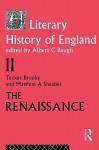 Literary History of England - Tucker Brooke, Matthias A. Shaaber, Albert C. Baugh