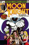 Essential Moon Knight, Vol. 1 - Doug Moench, Bill Mantlo, Steven Grant, Frank Miller, Don Perlin, Mike Zeck, Jim Mooney, Jim Craig, Pablo Marcus, Gene Colan, Keith Pollard, Bill Sienkiewicz, Herb Trimpe, Mike Esposito