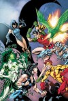 Justice League of America, Vol. 9: Omega - James Robinson, Brett Booth, Pow Rodrix, Rob Hunter, Norm Rapmund, Various