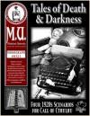 Tales of Death and Darkness (Miskatonic University Library Association, #0321) - Oscar Rios