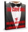 The Curve Ball: A BBW Erotic Romance - J.S. Scott