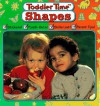 Shapes: Toddler Workbooks (Learn Today for Tomorrow) - McClanahan Book Company
