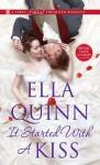 It Started with a Kiss - Ella Quinn