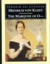 The Marquise of O (Classic, 60s) - Heinrich von Kleist, David Luke, Nigel Reeves