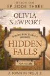 A Town in Trouble (Hidden Falls, #3) - Olivia Newport