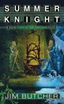 Summer Knight (The Dresden Files, Book 4) - Jim Butcher, James Marsters
