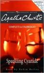 Sparkling Cyanide (Audio) - Robin Bailey, Agatha Christie