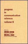 Progress in Communication Sciences, Volume 2 - Brenda Dervin
