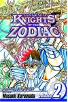 Knights Of The Zodiac (Saint Seiya), Volume 2: Death Match! Pegasus vs. Dragon - Masami Kurumada