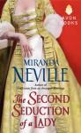 The Second Seduction of a Lady - Miranda Neville