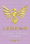 Legend - Schwelender Sturm - Marie Lu, Jessika Komina, Sandra Knuffinke