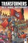 Transformers (2011-) #50 (Transformers: Robots In Disguise (2011-)) - Casey Coller, Andrew Griffith, John Barber