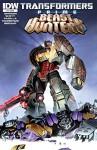 Transformers: Prime - Beast Hunters #4 - Mairghread Scott, Mike Johnson, Agustin Padilla, Ken Christiansen