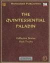The Quintessential Paladin - Alejandro Melchor, Anne Stokes