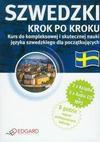 Szwedzki Krok po kroku dla początkujących + CD - Malecha Katarzyna