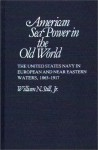American Sea Power in the Old World: The United States Navy in European and Near Eastern Waters, 1865-1917 - William N. Still Jr.