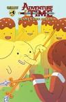 Adventure Time: Banana Guard Academy #4 - Kent Osbourne, Mad Rupert