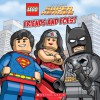 LEGO DC Super Heroes: Friends and Foes (PB) - Trey King, Sean Wang