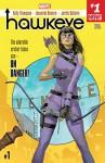 Hawkeye (2016-) #1 - Kelly Thompson, Leonardo Romero, Julian Tedesco
