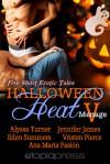 Halloween Heat V Menage - Alyssa Turner, Jennifer James, Eden Summers, Vristen Pierce, Ana Maria Pasion